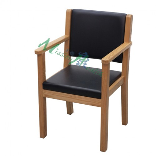 GA-0401  原木扶手椅