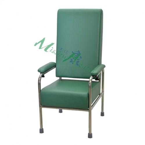 GA-1201  不銹鋼高背椅
