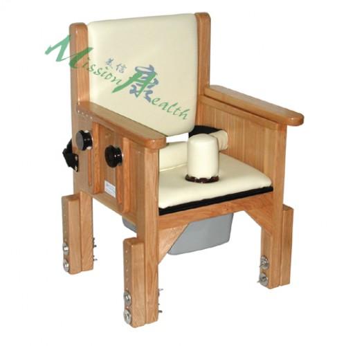 GA-0741  木廁椅