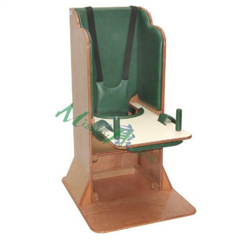 GA-0811  木訓練椅